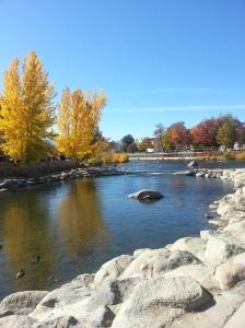 Reno, Fall